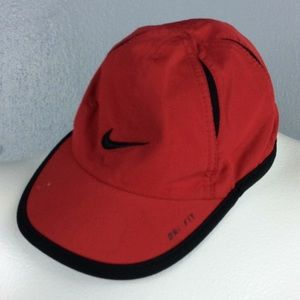 Nike Dri Fit Toddler Cap Hat Red Just Do It